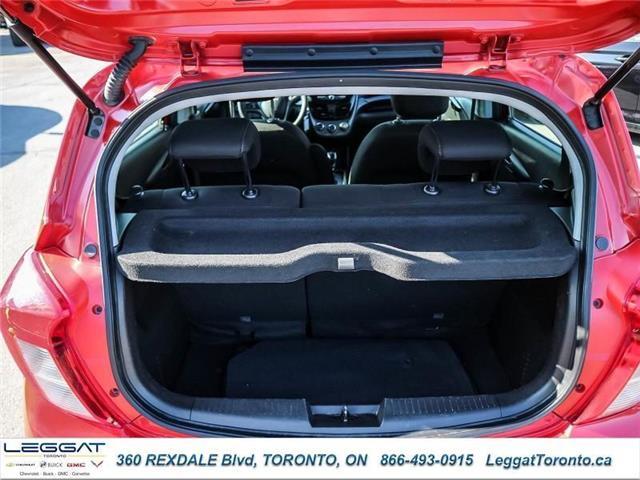 2019 Chevrolet Spark 1LT CVT (Stk: T11635) in Etobicoke - Image 17 of 24