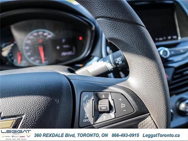 2019 Chevrolet Spark 1LT CVT (Stk: T11635) in Etobicoke - Image 21 of 24
