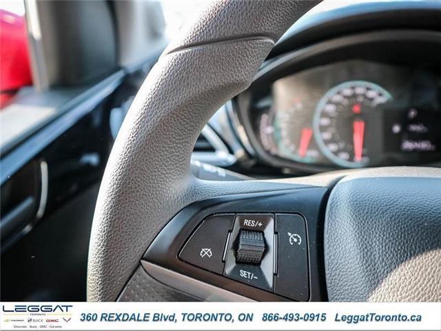 2019 Chevrolet Spark 1LT CVT (Stk: T11635) in Etobicoke - Image 22 of 24