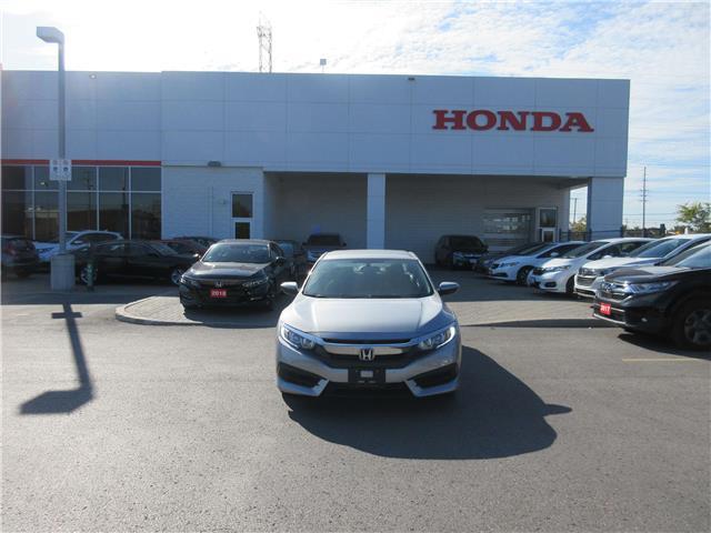 2018 Honda Civic LX (Stk: SS3643) in Ottawa - Image 1 of 1