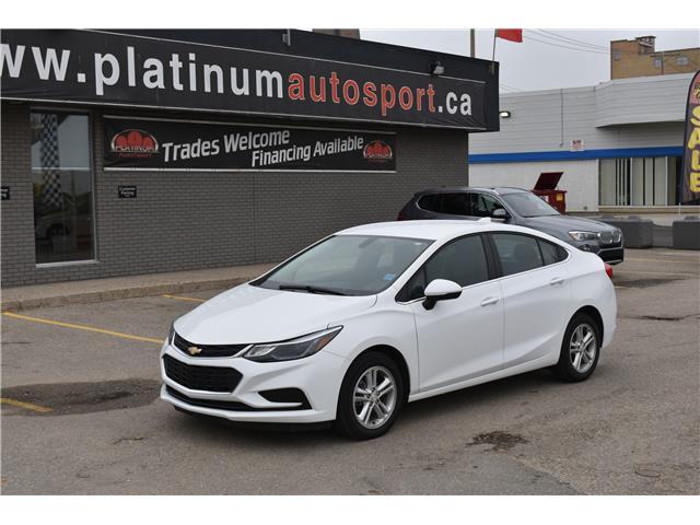 2017 Chevrolet Cruze LT Auto (Stk: BP699) in Saskatoon - Image 1 of 16