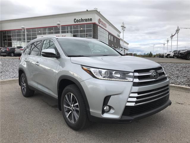 2019 Toyota Highlander XLE 5TDJZRFH6KS572153 2900 in Cochrane