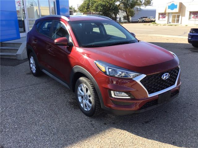 2019 Hyundai Tucson Preferred (Stk: 210173) in Brooks - Image 1 of 21