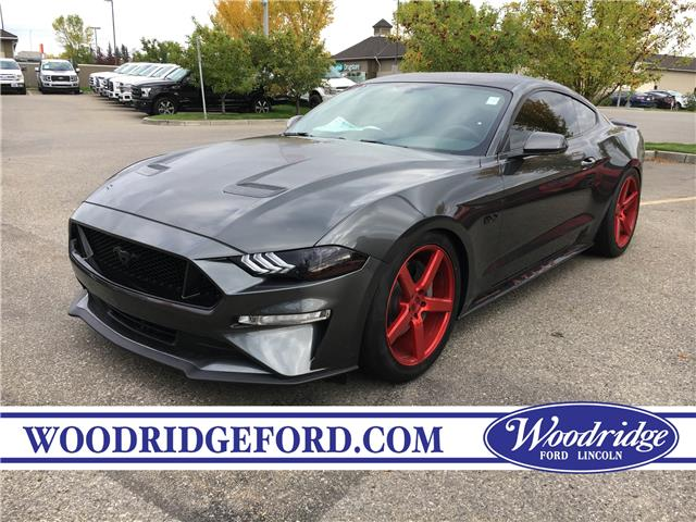 2019 Ford Mustang GT (Stk: K-2330) in Calgary - Image 1 of 6