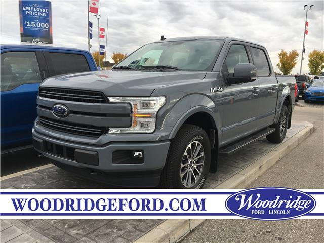2019 Ford F-150 Lariat (Stk: K-2492) in Calgary - Image 1 of 6