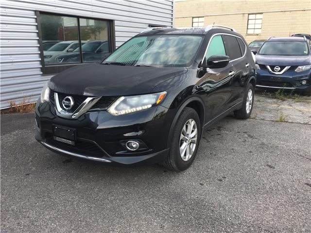 2014 Nissan Rogue SV (Stk: E7573A) in Thornhill - Image 1 of 6