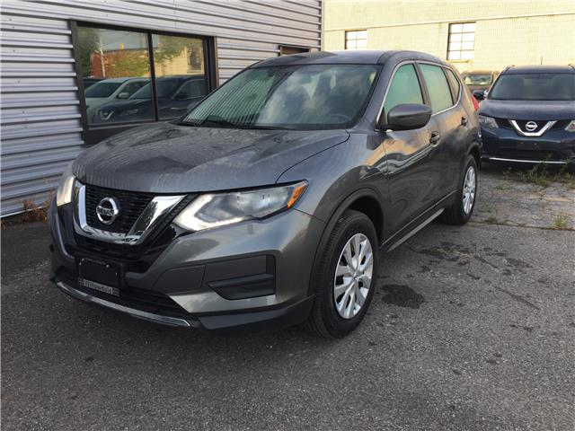 2017 Nissan Rogue S (Stk: E7676A) in Thornhill - Image 1 of 7