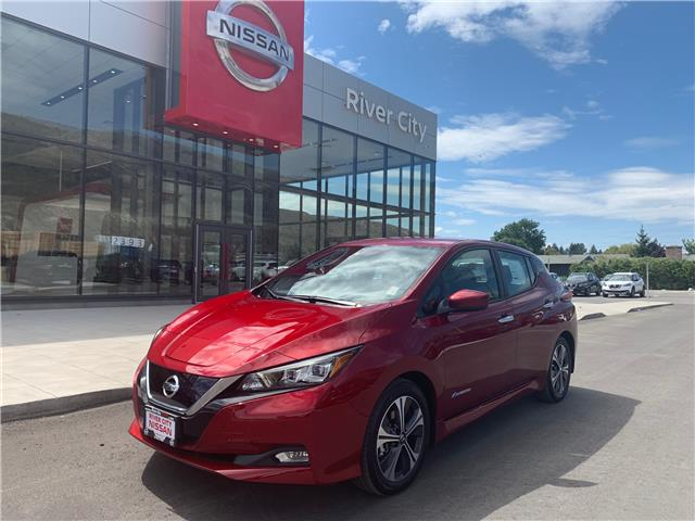 2019 Nissan LEAF  (Stk: C19069) in Kamloops - Image 1 of 29