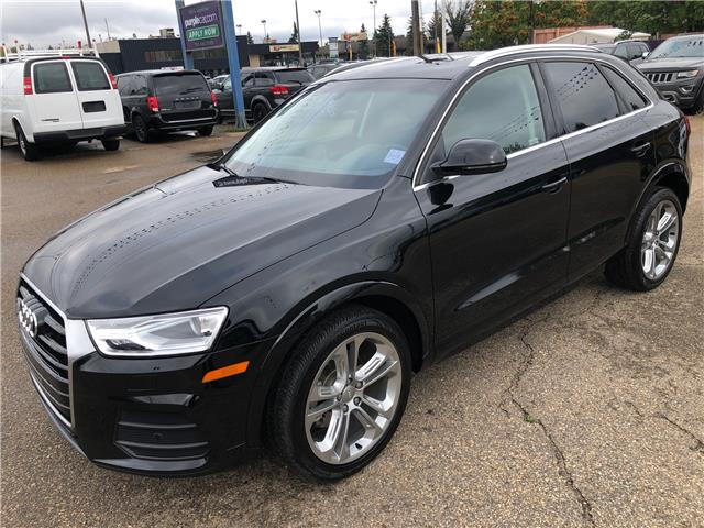 2017 Audi Q3 2.0T Progressiv (Stk: P1078) in Edmonton - Image 2 of 10