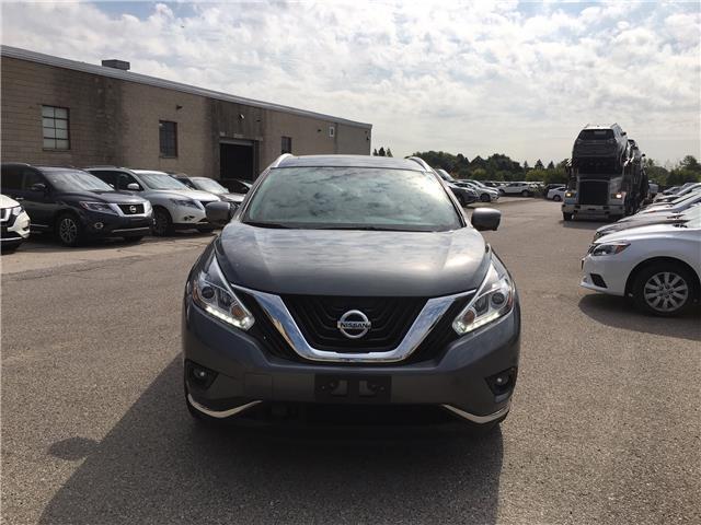 2017 Nissan Murano Platinum (Stk: C35335) in Thornhill - Image 1 of 6
