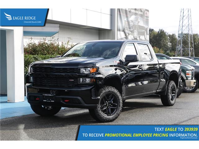 2020 Chevrolet Silverado 1500 Silverado Custom Trail Boss (Stk: 09202A) in Coquitlam - Image 1 of 16