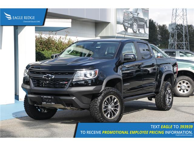 2020 Chevrolet Colorado ZR2 (Stk: 08114A) in Coquitlam - Image 1 of 18