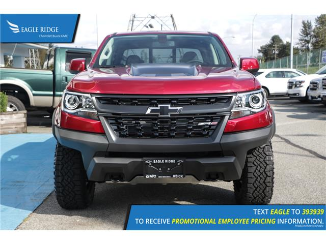 2020 Chevrolet Colorado ZR2 (Stk: 08111A) in Coquitlam - Image 2 of 18
