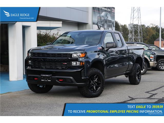 2020 Chevrolet Silverado 1500 Silverado Custom Trail Boss (Stk: 09201A) in Coquitlam - Image 1 of 15