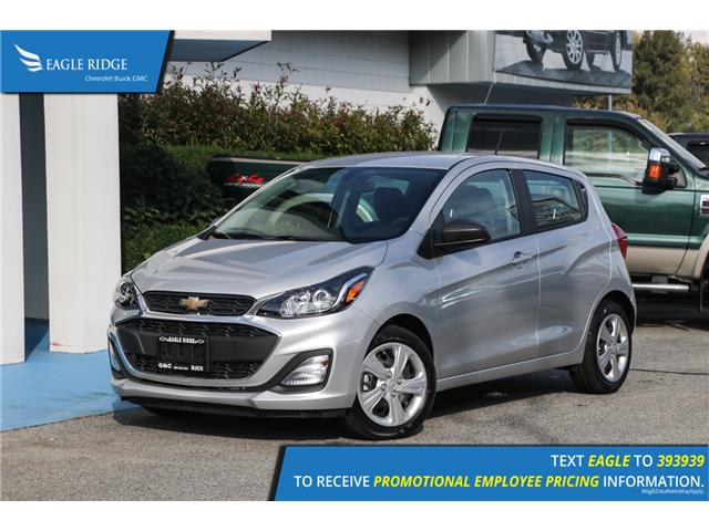2019 Chevrolet Spark LS Manual (Stk: 93419S) in Coquitlam - Image 1 of 15