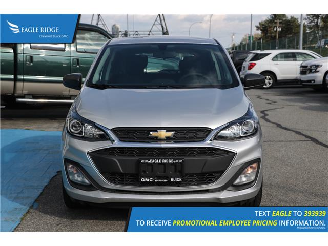 2019 Chevrolet Spark LS Manual (Stk: 93419S) in Coquitlam - Image 2 of 15