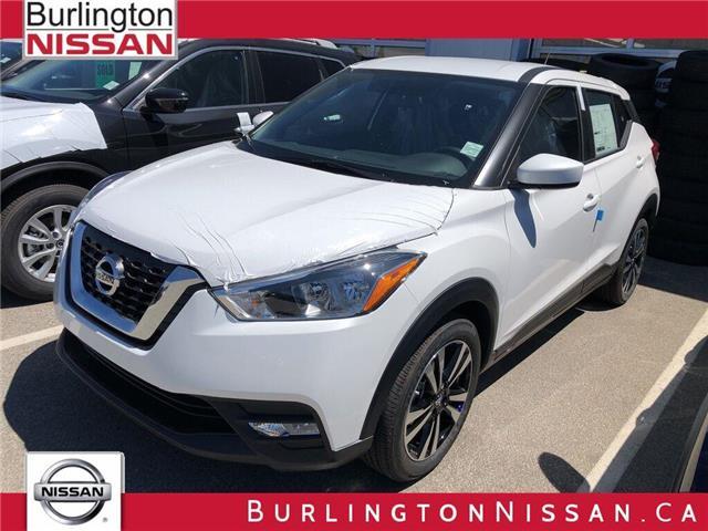 2019 Nissan Kicks SV (Stk: Y1176) in Burlington - Image 1 of 1