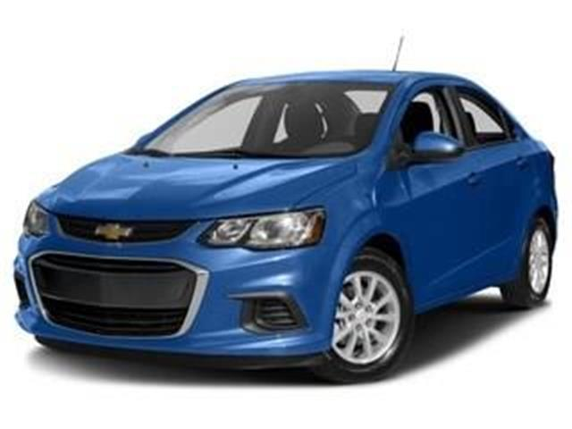 2018 Chevrolet Sonic LT Auto (Stk: 10587U) in Innisfil - Image 1 of 1