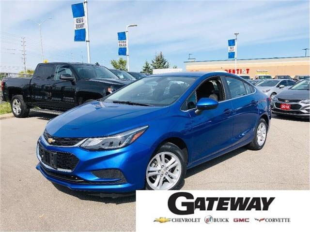 2017 Chevrolet Cruze LT|REMOTE START|APPLE CARPLAY|REAR CAM| (Stk: 388512A) in BRAMPTON - Image 1 of 1