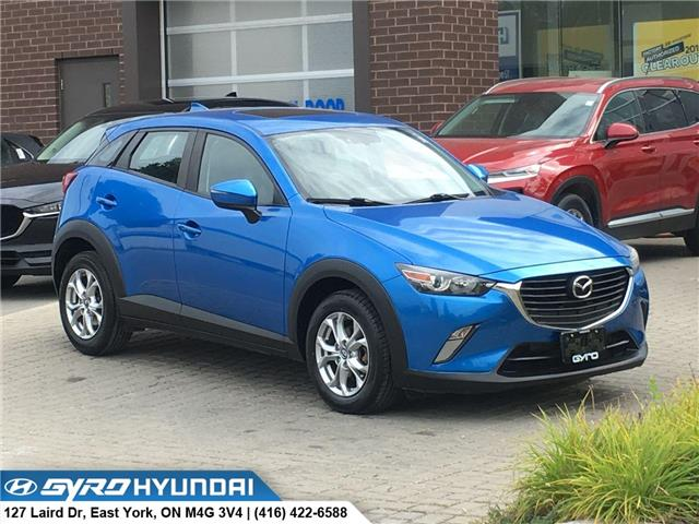 2016 Mazda CX-3 GS (Stk: H5293) in Toronto - Image 1 of 30