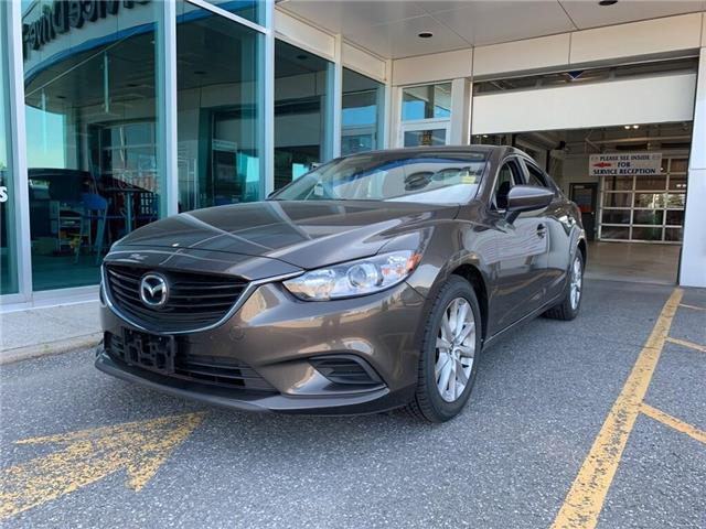 2016 Mazda MAZDA6 GS (Stk: 10794A) in Ottawa - Image 1 of 23