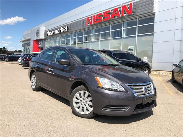 2015 Nissan Sentra SV (Stk: UN1018) in Newmarket - Image 1 of 18