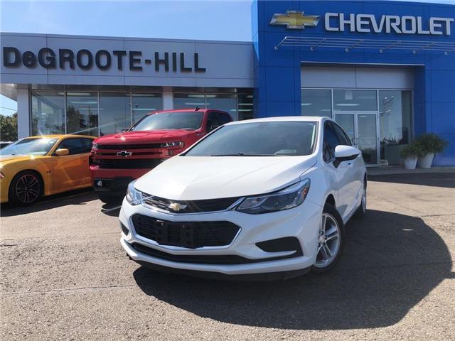 2016 Chevrolet Cruze LT Auto (Stk: 19C539AX) in Tillsonburg - Image 1 of 29