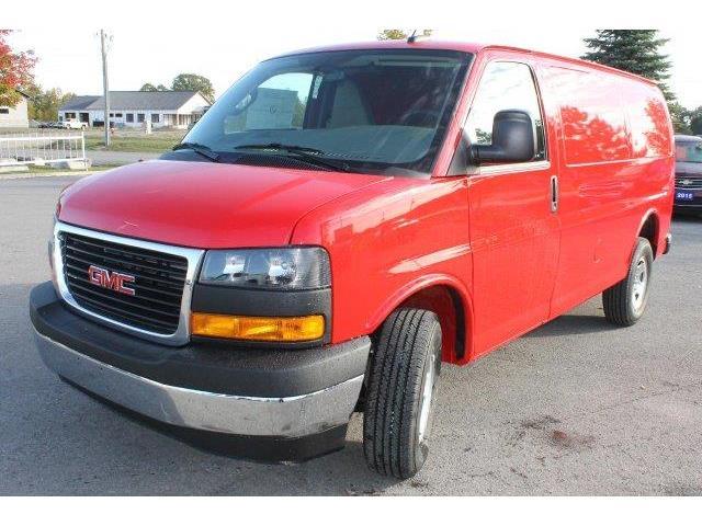 2020 GMC Savana 2500 Work Van (Stk: 30035) in Carleton Place - Image 1 of 19