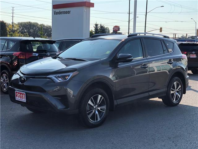2018 Toyota RAV4 LE (Stk: W4863) in Cobourg - Image 1 of 22