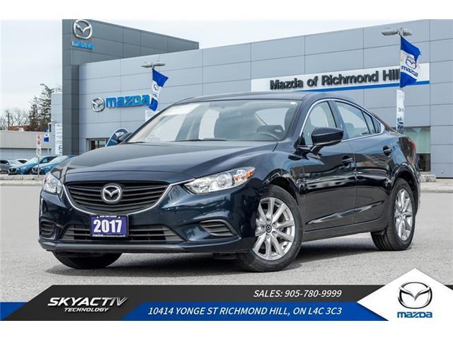 2017 Mazda MAZDA6 GX (Stk: 19-402A) in Richmond Hill - Image 1 of 18
