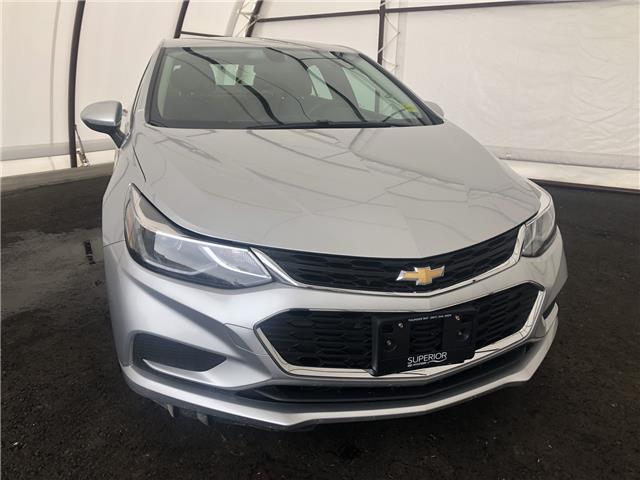 2018 Chevrolet Cruze LT Auto 1G1BE5SM4J7198316 16378DO in Thunder Bay