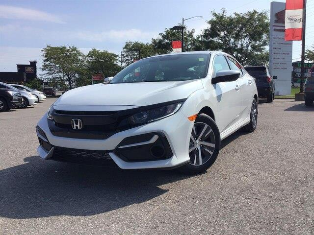 2020 Honda Civic LX (Stk: 20003) in Barrie - Image 1 of 21