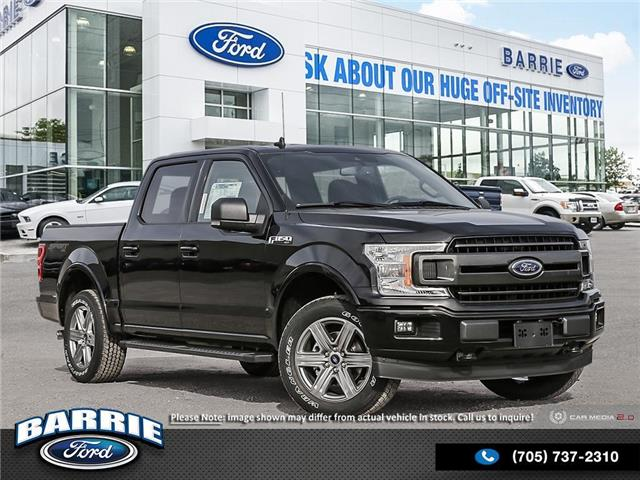 2019 Ford F-150 XLT (Stk: T1317) in Barrie - Image 1 of 3