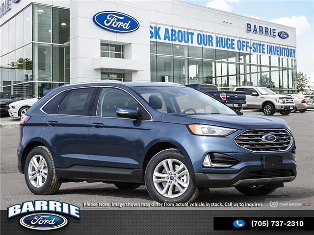 2019 Ford Edge SEL (Stk: T1593) in Barrie - Image 1 of 3