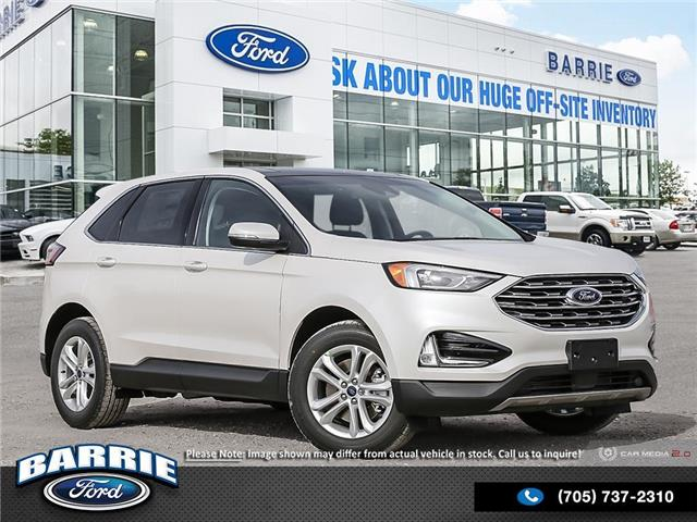 2019 Ford Edge SEL (Stk: T1503) in Barrie - Image 1 of 3