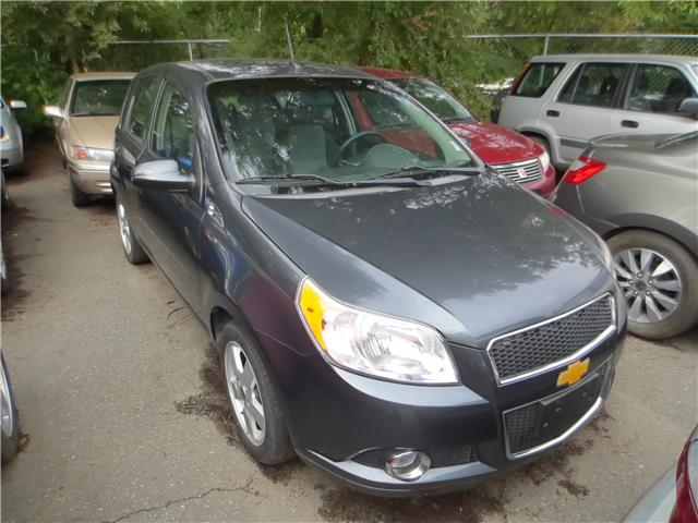 2011 Chevrolet Aveo LT (Stk: 17) in Kamloops - Image 1 of 12