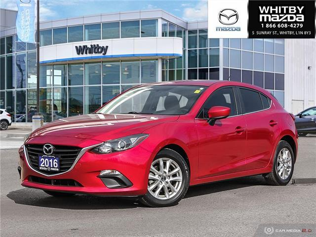 2016 Mazda Mazda3 Sport GS (Stk: P17485) in Whitby - Image 1 of 27