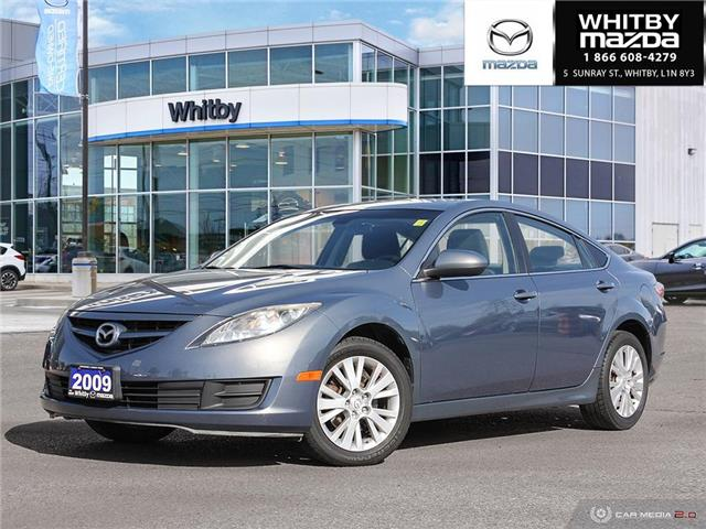 2009 Mazda MAZDA6 GS-I4 (Stk: 190646A) in Whitby - Image 1 of 27