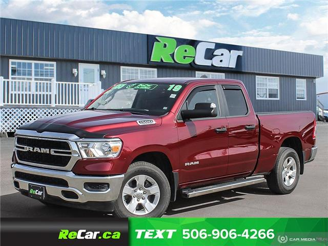 2019 RAM 1500  1C6SRFCT4KN572273 190917A in Fredericton