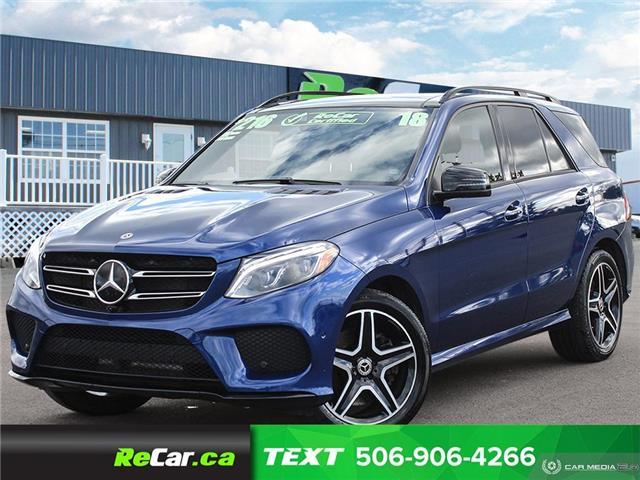 2018 Mercedes-Benz GLE 400  4JGDA5GB7JB147520 190739A in Saint John
