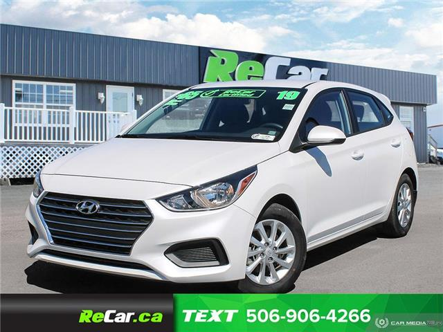 2019 Hyundai Accent Preferred (Stk: 191012A) in Saint John - Image 1 of 24
