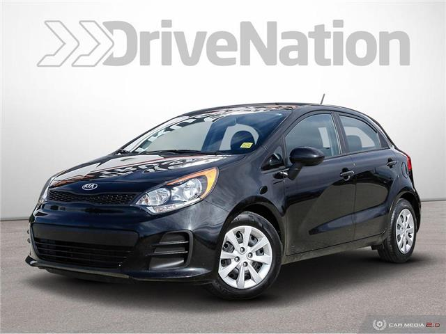 2017 Kia Rio5 LX+ KNADM5A39H6033113 WE455 in Edmonton