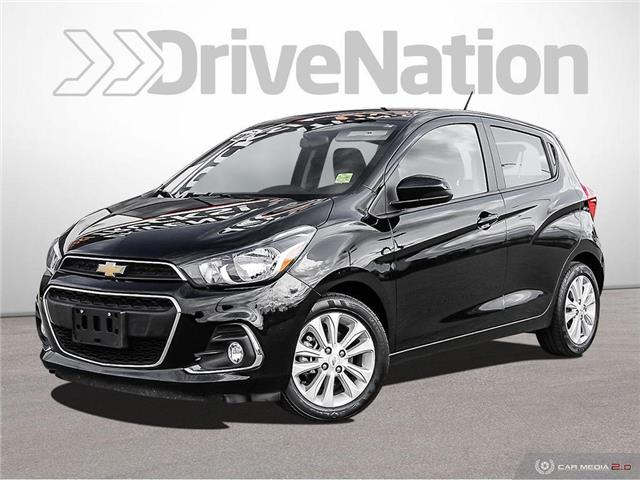 2018 Chevrolet Spark 1LT CVT (Stk: WE444) in Edmonton - Image 1 of 27
