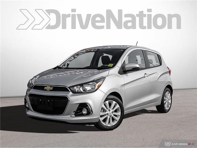 2018 Chevrolet Spark 1LT CVT (Stk: WE443) in Edmonton - Image 1 of 27