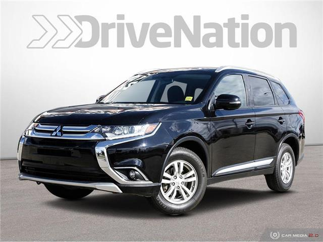 2016 Mitsubishi Outlander SE (Stk: WE433) in Edmonton - Image 1 of 27