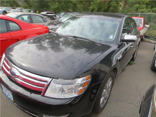 2008 Ford Taurus Limited (Stk: ) in Kamloops - Image 1 of 13