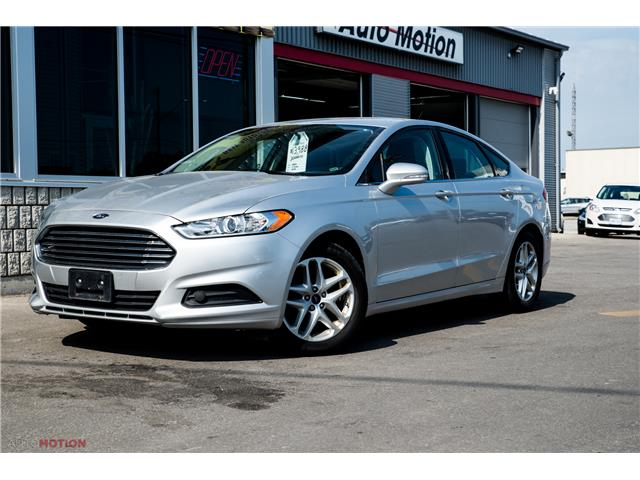 2013 Ford Fusion SE (Stk: 191074) in Chatham - Image 1 of 24