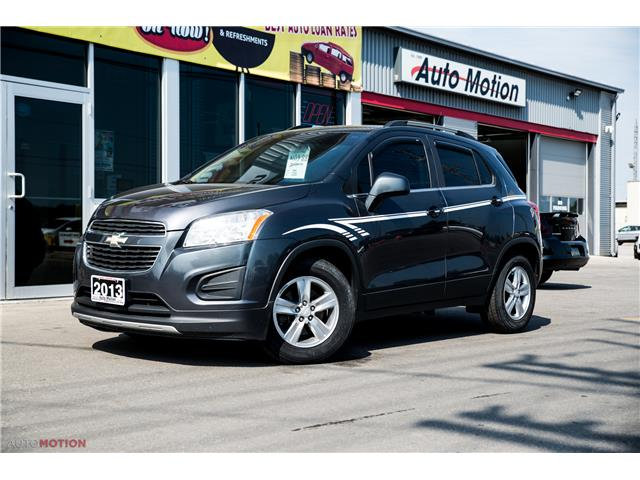 2013 Chevrolet Trax 1LT (Stk: 19955) in Chatham - Image 1 of 22