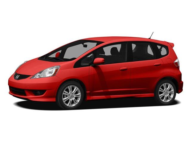 2010 Honda Fit Sport (Stk: 20119B) in Cambridge - Image 1 of 1
