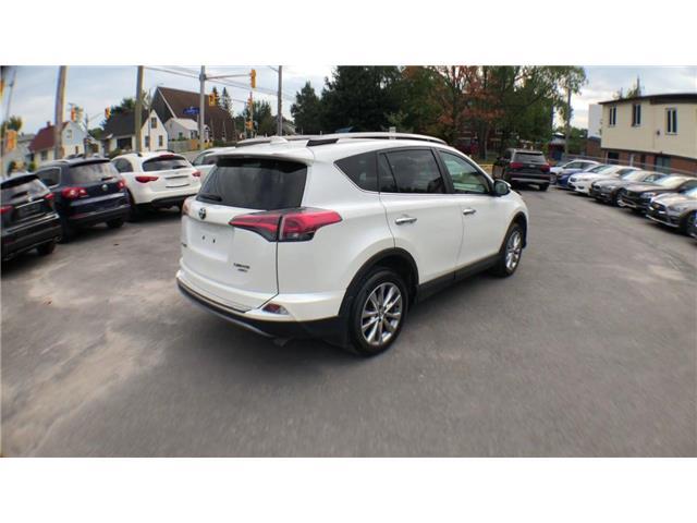 2017 Toyota RAV4 Limited (Stk: 610748) in Ottawa - Image 8 of 26